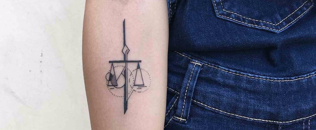 25 Libra Tattoo Ideas That Perfectly Represent Your Sign