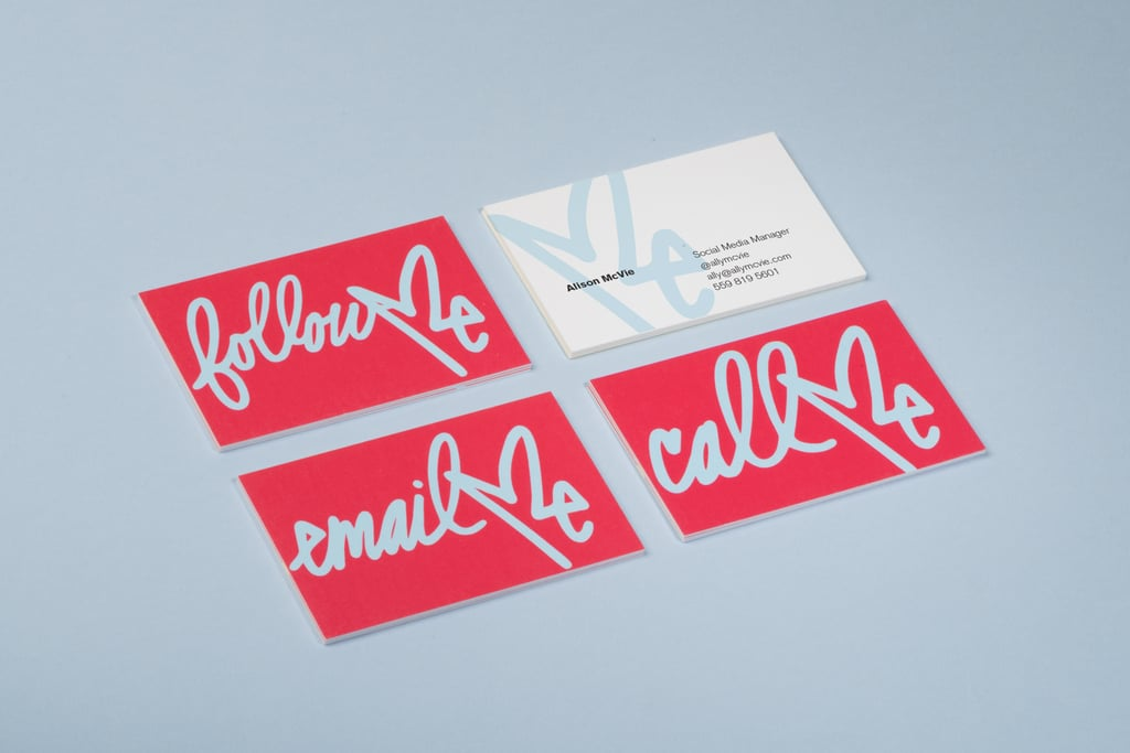 Curtis Kulig\'s Business Cards, MOO ($20 and up) \
