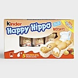 I will never forget discovering these cute Happy Hippos in Germany. The crispy wafer crisps are filled with hazelnut cream. This cookie/candy combo makes for one satisfying snack.  Shop it: Kinder Happy Hippo Hazelnut Biscuit 5-Pack, Set of 5 ($22)