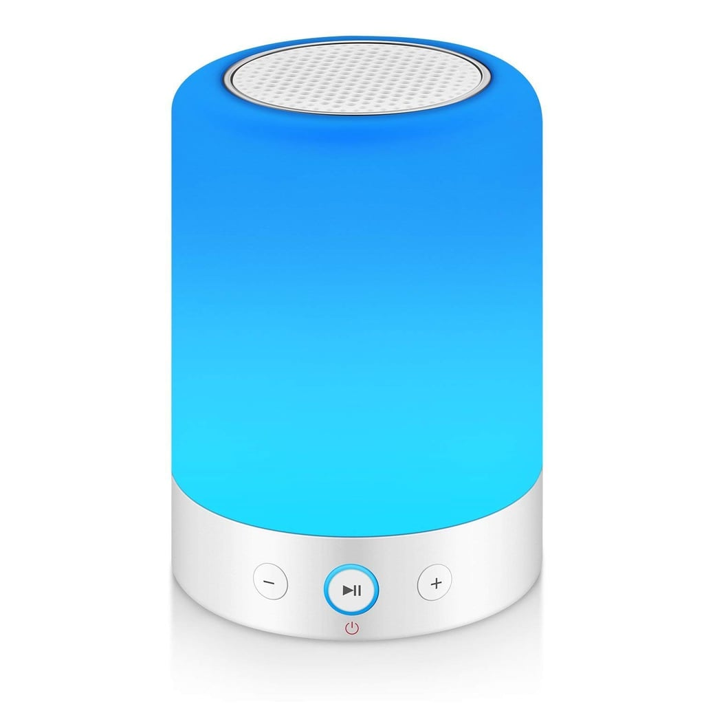 MRCOOL Touch Bedside Lamp With Bluetooth Player
