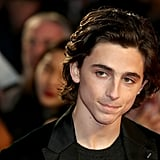 Cute Pictures of Timothee Chalamet