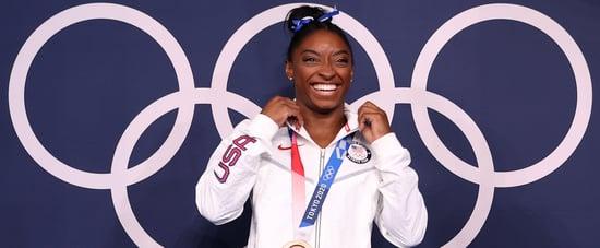 Simone Biles Bids Farewell to the Tokyo Olympics