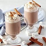Pumpkin Spice Spiked Hot Chocolate