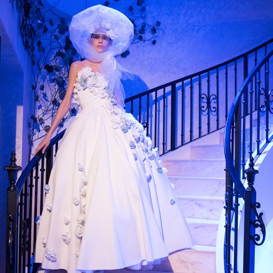Diesel's Denim Wedding Dress
