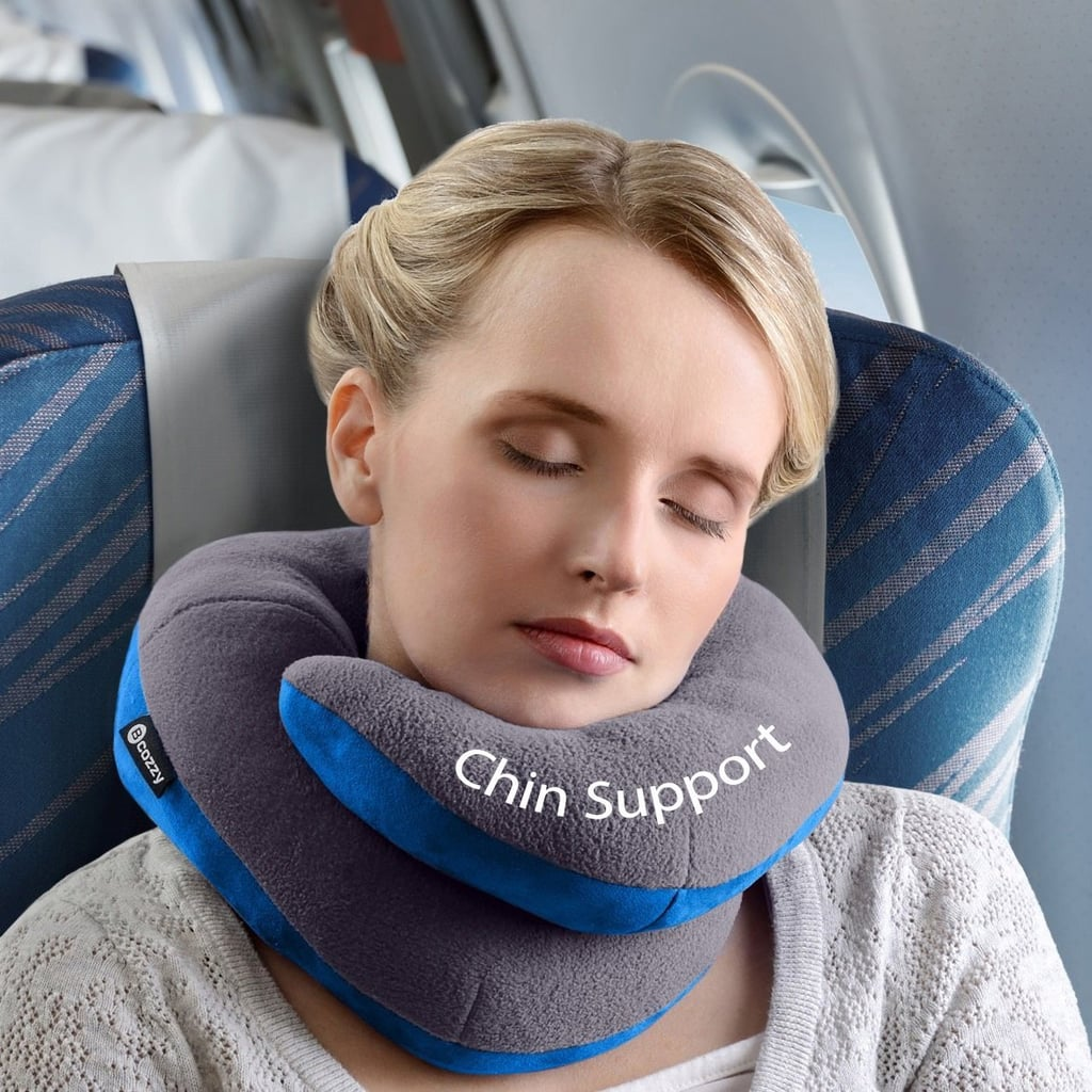 Bcozzy Chin Supporting Travel Pillow Best Travel Pillows