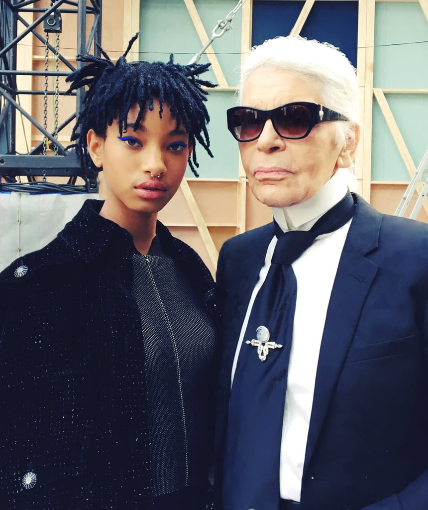 Willow Smith Is Everything We Want and Need in a Chanel Ambassadress