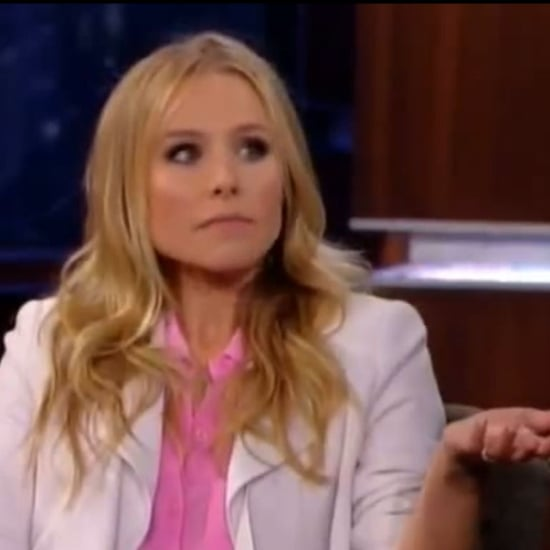 Kristen Bell Hunger Games Obsession on Kimmel (Video)