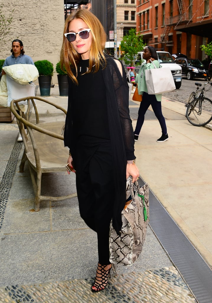 Olivia Palermo Just Broke Summer's Number 1 Fashion Rule