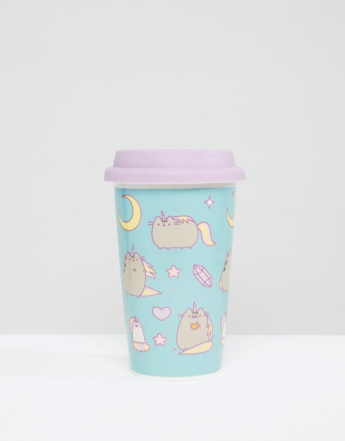 Pusheen Travel Mug ($15)