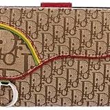 Christian Dior Diorissimo Rasta Wallet