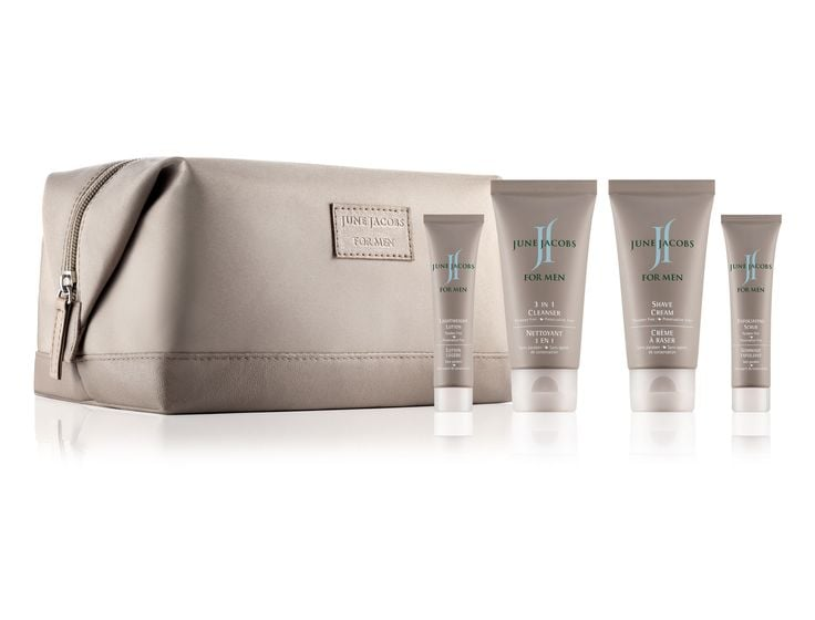 June Jacobs Men's Travel Kit