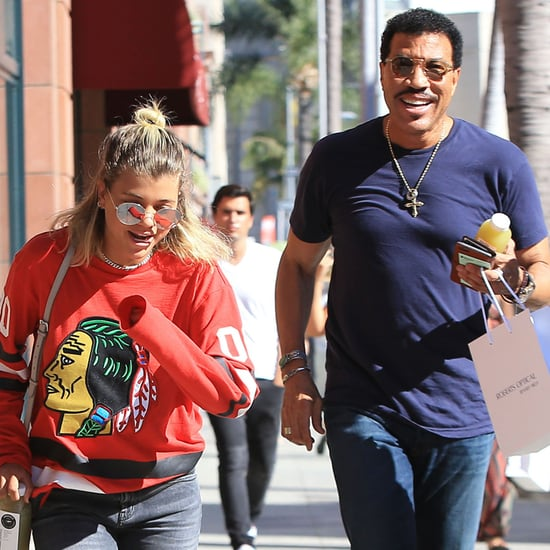 Lionel and Sofia Richie Out in LA September 2016   Pictures