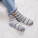 Muk Luks Patterned Cabin Slipper Socks