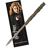 Hermione Wand and Pen Bookmark Set ($12)
