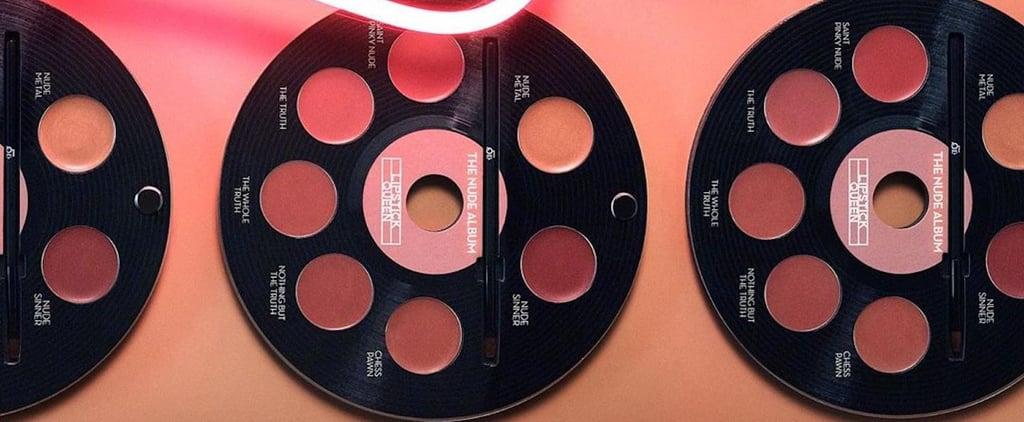Lipstick Queen Nude Album Lipstick Palette