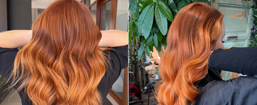 """""""Tiger Daylily"""" Hair Colour Trend"""