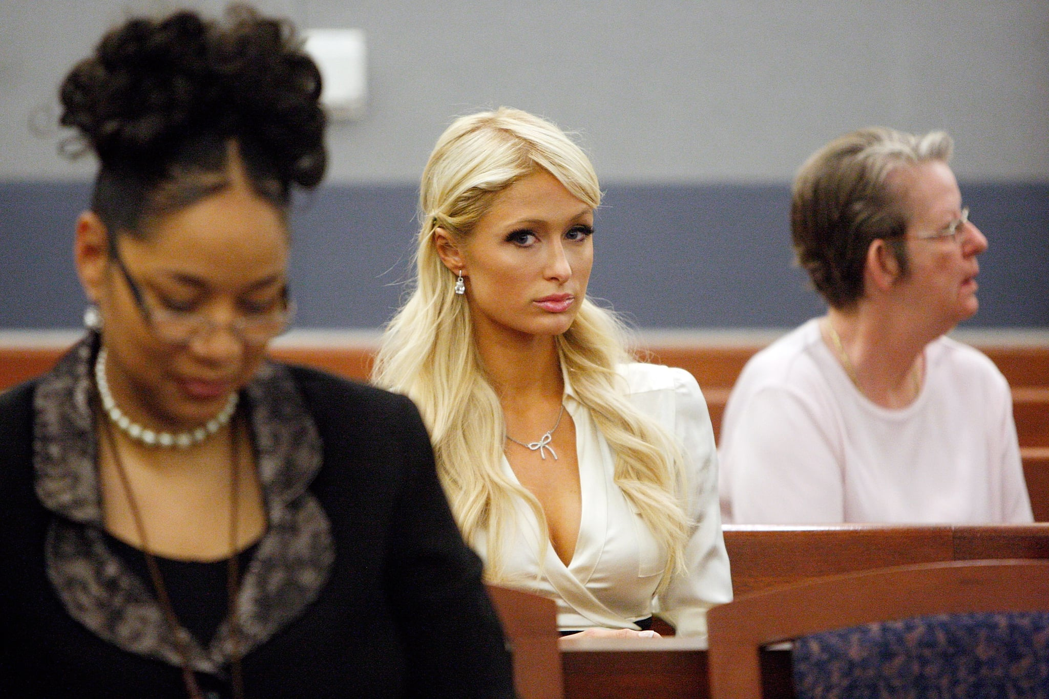 Paris hilton apparently in jail or something nude (23 pic)