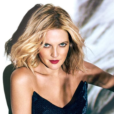 Drew Barrymore does Instyle Magazine-october 09
