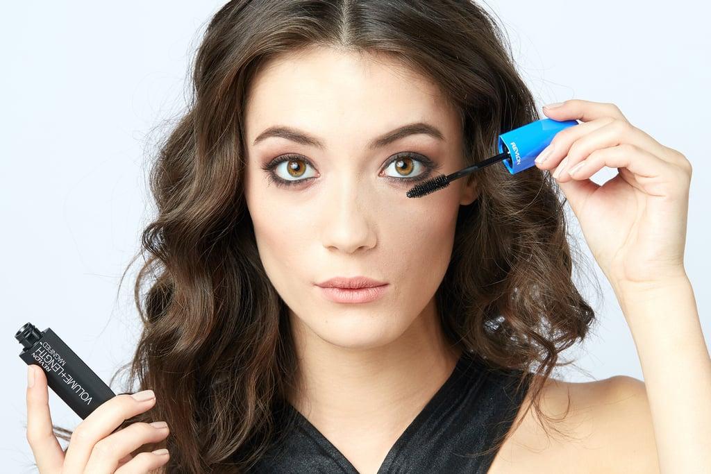 Step 4: Apply mascara for lush, long lashes