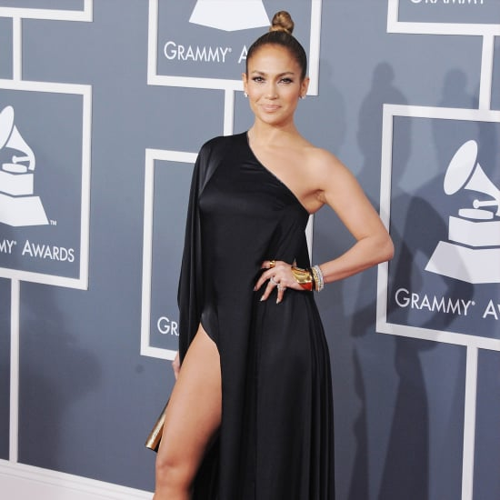 Grammy 2013 Red-Carpet Black Dresses