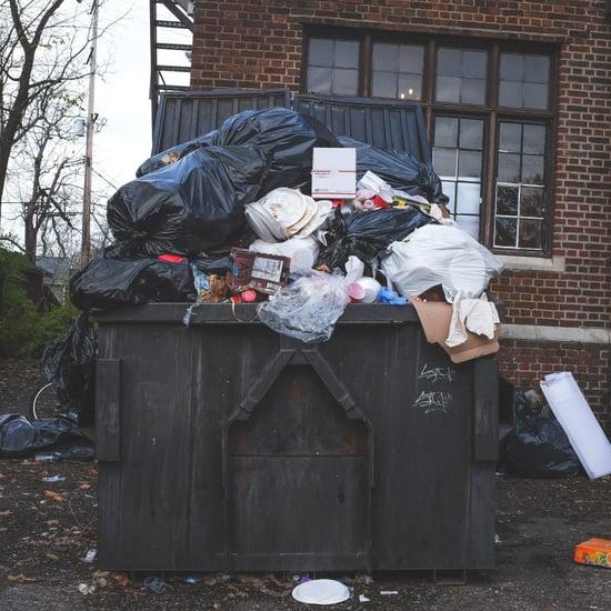 غرامة رمي النفايات في اللعين 2018