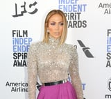 Jennifer Lopez Just Got a Teeny Chop to Her Blond Lob, but it Changed the Entire Look