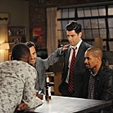 Coach, Schmidt, Nick, and/or Winston — New Girl