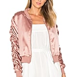 By the Way. Zana Ruched Bomber