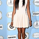 Naomi Campbell at the Essence Black Women in Hollywood Awards Luncheon in Los Angeles.