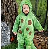 Dinosaur Toddler Fleece Costume
