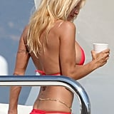 Pam Anderson Practically Naked