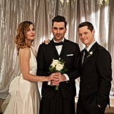 More Pictures of Patrick and David's Wedding on Schitt's Creek