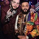 Post Malone and DJ Khaled