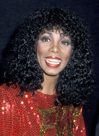Donna Summer 1979 Gorgeous Vintage Beauty Looks From