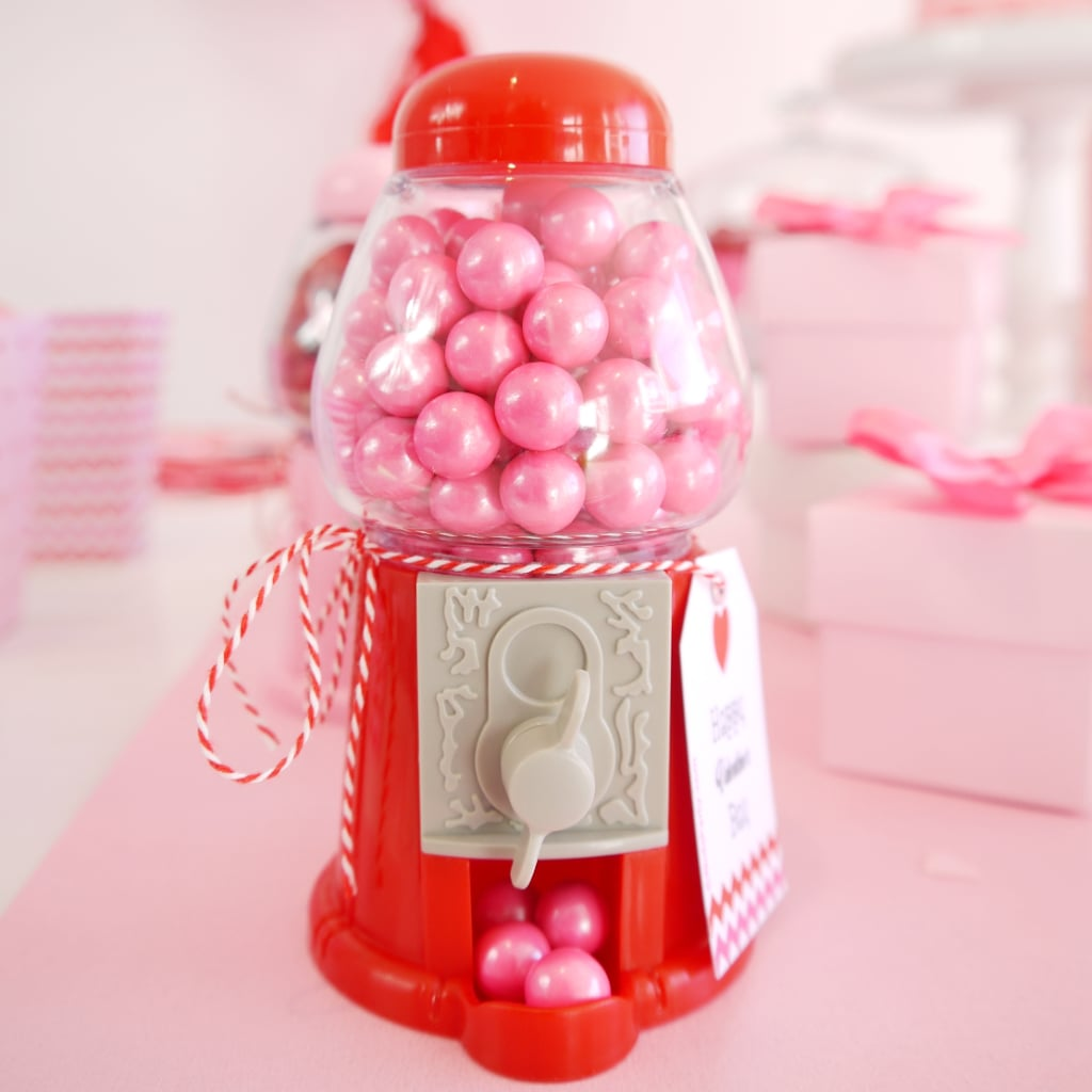Gumballs Galore | Valentine\'s Day Candy Party | POPSUGAR Moms Photo 8