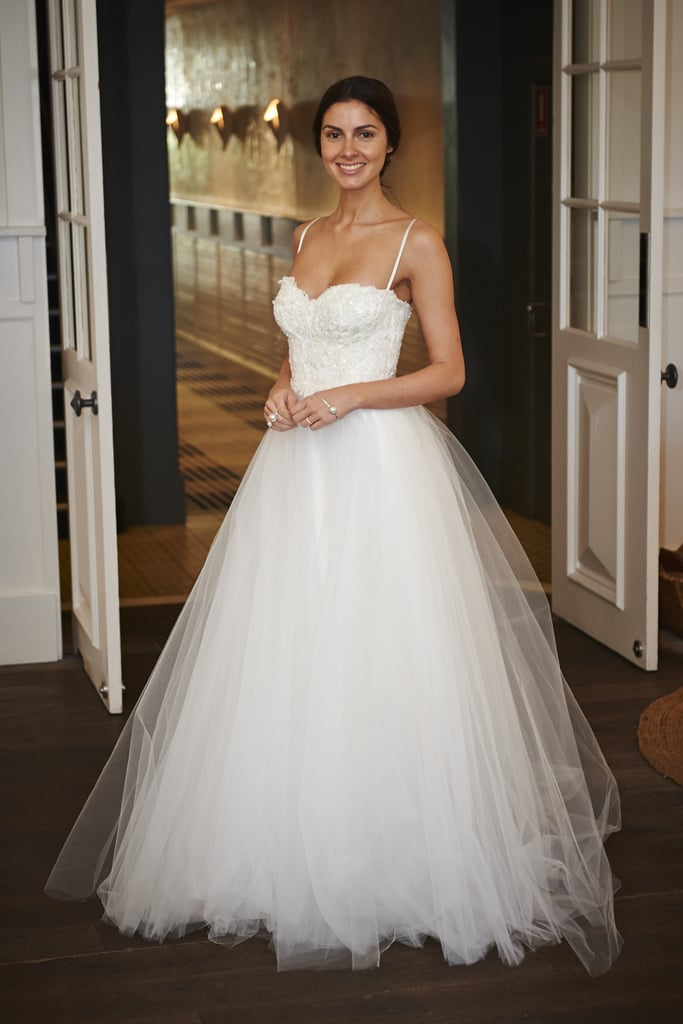 Source: David Jones | Sam From The Bachelor\'s Wedding Dress ...