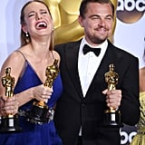 Brie and Leo Couldn't Hold Back Their Laughter