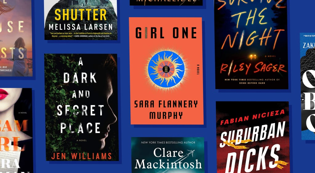Best New Mystery and Thriller Books of June 2021