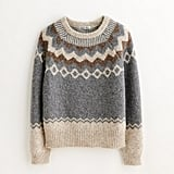 Alex Mill Fair Isle Sweater