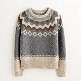Alex Mill Fair Isle Sweater