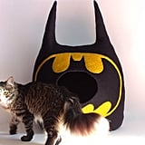 MeowFelt Batman Cat Bed