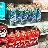 The store is filled with tons of other sweets and snacks, too.