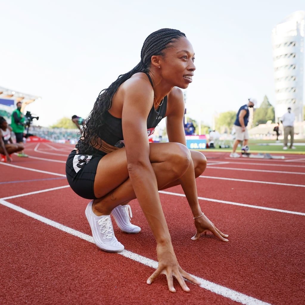 Allyson Felix Launches Saysh Shoe and Lifestyle Brand