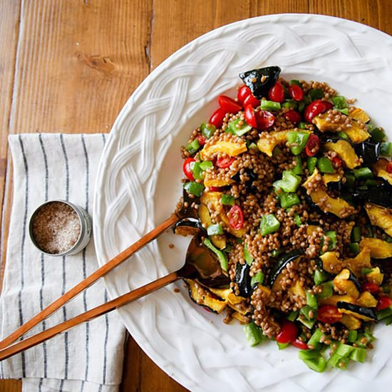 Wheat Berry Squash Salad