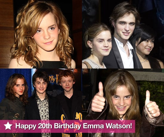 Extensive Gallery of Photos to Celebrate Harry Potter's Emma Watson's 20th Birthday
