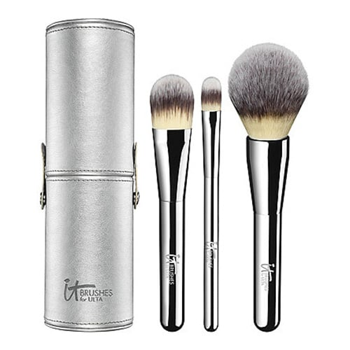 It Brushes For Ulta Complexion Perfection Essentials 3-Piece Deluxe Brush Set