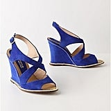 Bright Foundations Wedges, $80