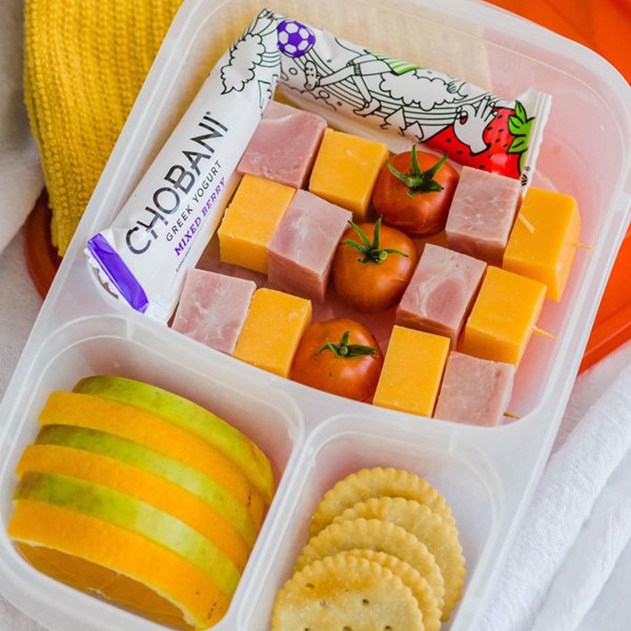 cold school lunch ideas | popsugar family