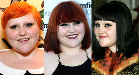 Beth Ditto Hair