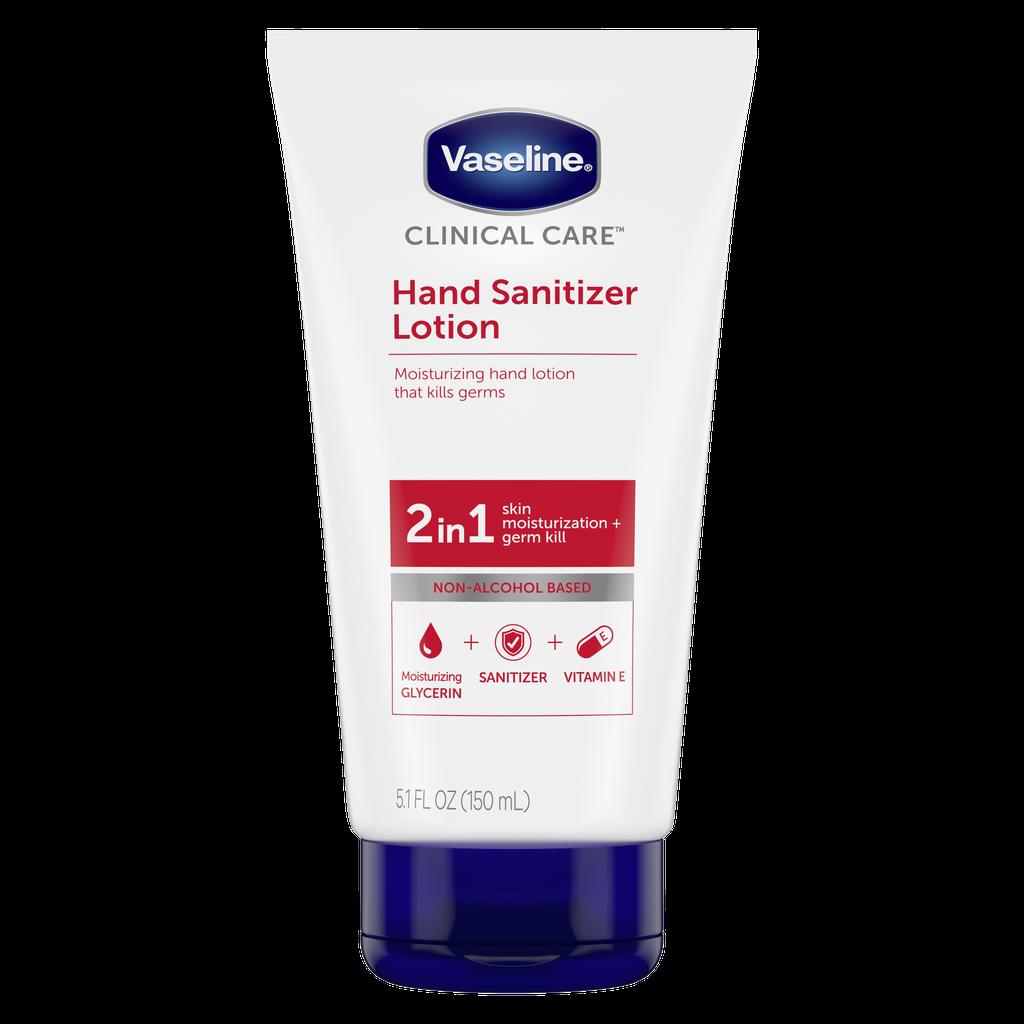 Vaseline Clinical Care Hand Sanitizer Lotion